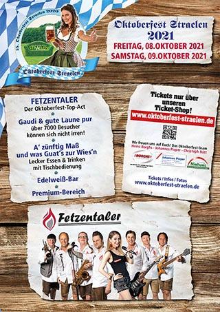 Straelener Oktoberfest 2021